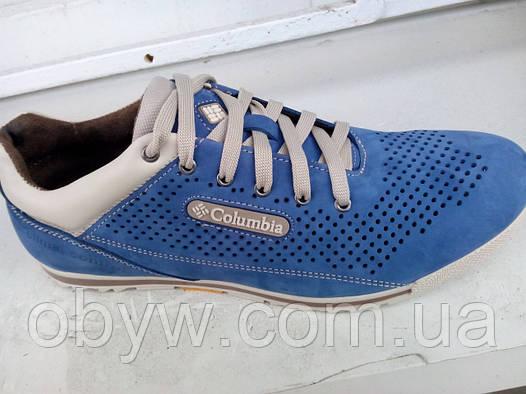 Весенние мужские туфли calumbia