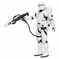 Уценка! Звездные войны фигурка Штурмовик-огнеметчик 30 см. Оригинал Hasbro B3916/B3914
