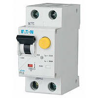 Дифференциальный автомат Eaton PFL6-6/1P+N/C/30мА