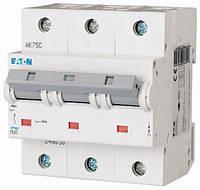 Автоматический выключатель Eaton PLHT-C80 20кА