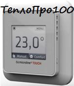 Терморегулятор Oj Electronics сенсорный OCD5-1999-RUP3