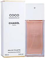 Женская туалетная вода Chanel Coco Mademoiselle 100 ml (Шанель Коко Мадмазель)