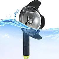 Подводный бокс DOME PORT от SHOOT для камер GoPro Hero 3, 4 (код № XTGP258)
