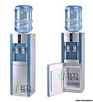 Кулер для воды Ecotronic H1-LCE Silver