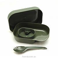Wildo Набор туристический Camp-A-Box® Light - Olive 14742