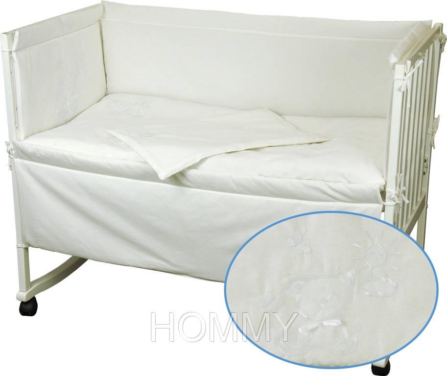 """Набор для детской кроватки """"Медвежонок"""""""