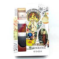 Набор S.Ferragamo Armani Dolce&Gabbana 3в1 в картонном боксе (№2)