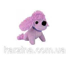 Мягкая игрушка Chi Chi Love Пудель сиреневый Мини-модница 5890208