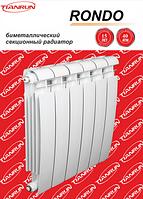 Биметаллический секционный радиатор TIANRUN RONDO 500/90
