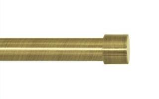 Декоративный наконечник Заглушка для кованого карниза 19 мм.