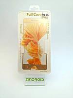 Стекло Xiaomi Redmi 3 Gold защитное для мобильного телефона.
