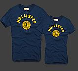 Hollister Мужские и Женские футболки 100% хлопок, фото 4