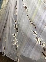 Тюль опт рисунок бамбук разные рисунки JH-88, фото 3