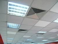 Прямое электрическое отопление в потолке АРМСТРОНГ обогревательная панель GH-300ас