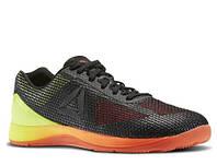 Оригинальные мужские тренировочные кроссовки Reebok CrossFit Nano 7.0 B Vitamin C/Yellow/Blk