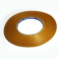 Скотч двусторонний для кожи 4 мм, 100 м