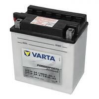 12N10-3A VARTA FUN Мото аккумулятор 11 А/ч, 90 А, (-/+), 136х91х146 мм
