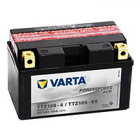 TTZ10S-BS VARTA FUN Мото аккумулятор 8 А/ч, 150 А, (+/-), 150х87х93 мм