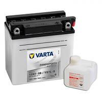 VARTA 507012004A514 -  12N7-3B / YB7L-B Мото аккумулятор 7 А/ч, 74 А, (-/+), 136х76х134 мм