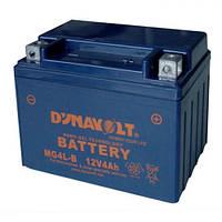 DYNAVOLT MG4L-B Мото аккумулятор 4 А/ч, 70 А, 120х71х91 мм