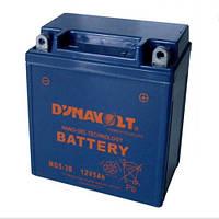 DYNAVOLT MG5-3B Мото аккумулятор 5 А/ч, 70 А, 120х60х128 мм