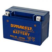 DYNAVOLT MG9L-BS Мото аккумулятор 9 А/ч, 110 А, 151х87х105 мм