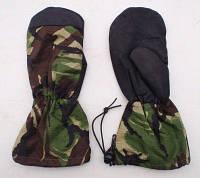 Рукавицы армии Британии extreme cold weather, камуфляж DPM
