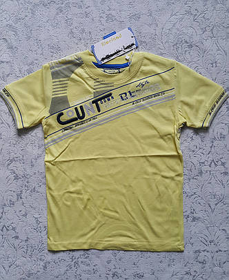 Турецкая футболка для мальчиков 110,116,122,128 роста, фото 2