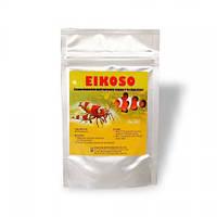 Genchem EiKOSO, витаминная добавка для подрастающих креветок и рыб в виде порошка