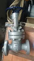 Засувка лита сталева фланцева 31с45нж Ду50 Ру160 з висувним шпинделем