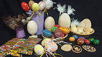 Пасхальные яйца, писанки, яйца-подвески