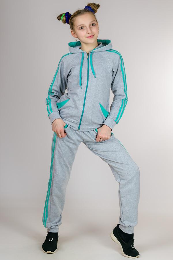 Детский спортивный костюм для девочки на физкультуру