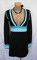Стильное новое платье JANE NORMAN вискоза нейлон M 44-46 C68N