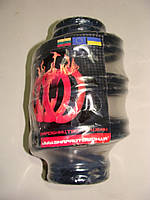 Пружина ЛАНОС LANOS задние УСИЛЕННЫЕ! 2шт (пр-во Польша) (толщина прутка 14мм, высота пружины 240мм)