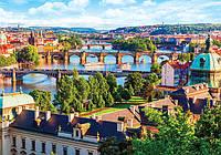 Пазл 1000 элементов / Чехия - Charles Bridge