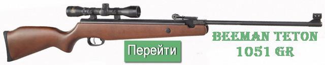 Beeman Teton Gas Ram 1051GP