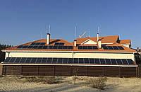 """Сетевая солнечная электростанция 30 кВт, 380 В под """"зеленый тариф"""""""