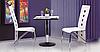 Опора для стола Аркада (SB-SR53) Хром (AMF-ТМ), фото 6