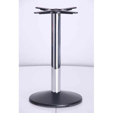 Опора для стола Аркада (SB-SR53) Хром (AMF-ТМ)