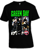Футболка Green Day Group Concert