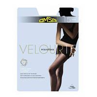 Матовые тонкие  велюровые колготки OMSA  Velour 15