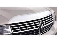 Lincoln Navigator 2007-15 хромовый дефлектор на капот новый оригинал
