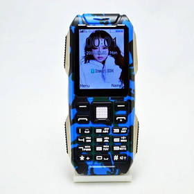 Противоударный телефон-Power Bank D500 / Мобильный телефон