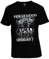 Футболка Hollywood Undead Group, фото 1