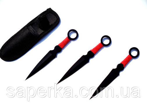 Набор метательных ножей PA4 3шт, фото 2