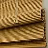 Бамбуковые натуральные роллеты на окна и двери