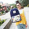 Молодежный рюкзак 3 в 1 с принтом зверей, фото 2