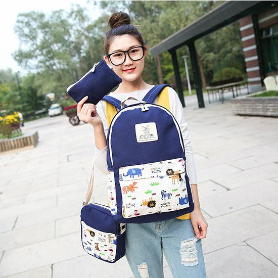Рюкзак с сумочкой