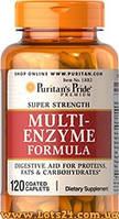 Multi Enzyme Formula - натуральные ферменты из США