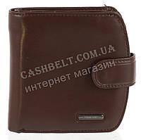 Компактный интересный оригинальный удобный женский кошелек высокого качества FUERDANNI art. 4499 коричневый